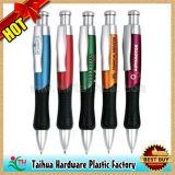 Le crayon lecteur de bille en plastique de cadeau de promotion, annoncent le crayon lecteur, le crayon lecteur neuf (TH-pen026)