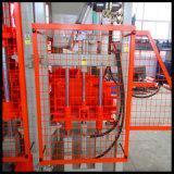 Vollautomatische hydraulische hohle Betonstein-Ziegelstein-Straßenbetoniermaschine, die Maschine herstellt