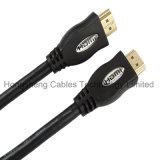 Cabo do baixo preço 19+1 M/M HDMI