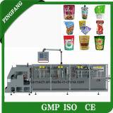 Qualitätsspätester automatischer Bambustoothpick-weicher Beutel-horizontale Verpackungsmaschinen