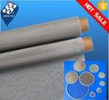 disco do filtro da tela de engranzamento do filtro do aço inoxidável do metal 304/10 mícrons/engranzamento de fio finos