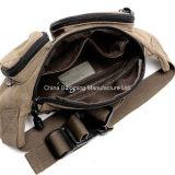 Vintage Canvas Running Cycling Pack Saddlebag Travel Belt Waist Bag