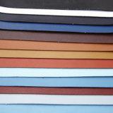 Semi Microfibra PU Leather / Couro Artificial para calçados , lazer sapatos, sapatos de desporto