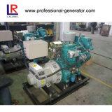 12-90kw Stamford Powered Marine Diesel Generator