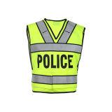 ANSI Class2 het Hoge Vest van de Veiligheid van het Zicht Weerspiegelende