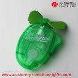 Ventilador Handheld portable al aire libre del aerosol de agua del niño plástico mini