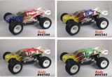 1: 8、4WD Gas Power RC Truck Toy - Remote Radio Control Dune Buggy Truck Erc085
