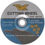 粉砕の金属のための研摩の切断のディスクそして車輪