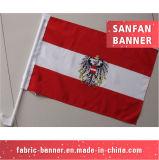 De in het groot Flex Promotie Openlucht Nationale Vlag van de Auto van de Banner Frontlit