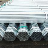 Uma programação 40 de 4 polegadas galvanizou a tubulação de aço para a água