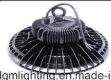 Indicatore luminoso elencato di vendita caldo della baia del UFO del Ce 240W LED dell'UL RoHS alto