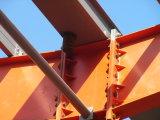 De elegante Geprefabriceerde Structurele Loods van het Staal voor Parkeerterrein