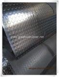 Gw3003 NBR Anti-Lippenrunde Tasten-Gummimatte/Gummiblatt mit EU, ISO9001, Reichweite-Bescheinigungen