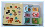أطفال مضحكة لوح كتاب مع رفرفة