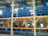 기계를 중국제 알갱이로 만드는 염화 염화물 비료