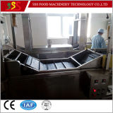 Fabrik-Preis-Bratpfanne mit Schmierölfilter-Systems-automatischer kontinuierlicher Bratpfanne mit Cer