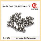 AISI304 6mmのステンレス鋼の球