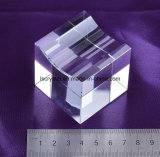 diamante desobstruído grande do cristal da cor de 120mm com base
