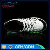 كلاسيكيّة تصميم إرتفاع قطعة [بسكتبلّ شو] رجال رياضة حذاء رياضة