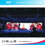 1200 schermo locativo dello schermo LED di alta luminosità P3.91 LED dei pidocchi video per i media di pubblicità