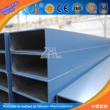 工場供給アルミニウム6061 T6粉の上塗を施してある大口径アルミニウム管
