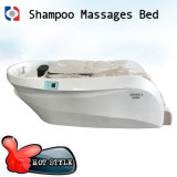 Spitzenkategorien-Haar-Salon-Massage-Shampoo-Stuhl/Haar-waschendes Massage-Bett