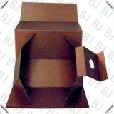 Magnetische Rechthoek die Van uitstekende kwaliteit van het Karton van de douane de In het groot het Vakje van het Document vouwen