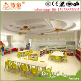 Tabelas do jardim de infância do fabricante de China e cadeiras, equipamento do campo de jogos do jardim de infância, mobília do jardim de infância