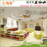 中国の製造業者の幼稚園表および椅子の幼稚園の運動場装置、幼稚園の家具