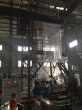 O tamanho grande de LDPE&HDPE giratório morre a extrusora da película