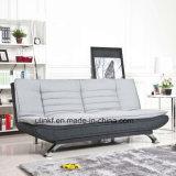 Stellt Wohnzimmer-Sofa-modernes Gewebe-Ausgangshölzernes Sofa ein (UL-NS069)