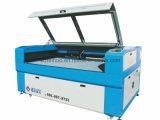 Cnc-CO2 Laser-Ausschnitt-Maschinen-Gravierfräsmaschine-hölzernes Glasacryl
