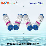 Cartuccia di filtro dall'acqua di Udf per l'impianto di per il trattamento dell'acqua