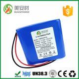 흡입 기계를 위한 14.4V Li 이온 재충전 전지 팩