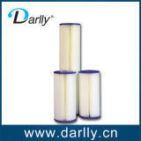 Pp van uitstekende kwaliteit die plooiden de Patroon van de Filter in China wordt gemaakt