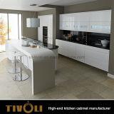 De fantastische Douane tivo-0194h van de Keukenkasten van de Hoogste Kwaliteit Witte