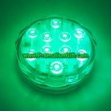 Éclairage LED sous-marin submersible télécommandé