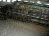 Rede sextavada galvanizada revestida PVC do engranzamento da galinha do fio