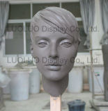 Манекен ODM реалистический женский головной с волосами 6330