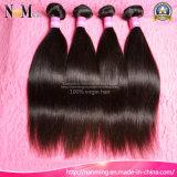 Nueva extensión verdadera recta del pelo del pelo malasio de la Virgen que viene (QB-MVRH-ST)