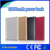 Bovenkant die Draagbare QC 2.0 van de Lader van de Bank van de Macht 20000mAh Lader verkopen
