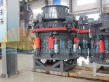 大きい容量の金の採鉱機械のための油圧円錐形の粉砕機