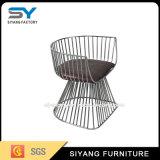 Cadeira elevada do lazer do ferro da elegância da classe para o evento