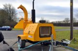 Bauernhof Machinery 40HP Diesel Wood Chipper Dh-40, Cer Certificate