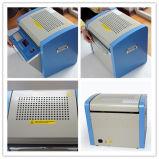 高く正確な電子力のBdvの変圧器オイルテストセット