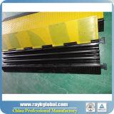Heiße verkaufenkanal-Gummikabel-Schoner-Rampe des plastik3