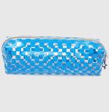 Sac portatif de renivellement de PVC de sac cosmétique promotionnel bon marché de femmes