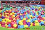 Парк Trampoline занятности оборудования пригодности фабрики крытый для детей