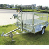 8X5 Full-Welded Box Trailers