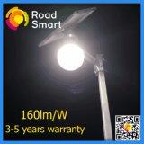 保証5年のの160lm/Wオールインワン太陽ウォールストリートのライト